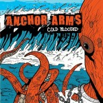 "Complete packaging for ANCHOR ARMS ""Cold Blooded"" LP/CD, released by Fail Safe Records."