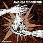 "Complete packaging for AMANDA WOODWARD ""Muert La Soif"" 7"", co-released by Level Plane Records and Paranoid Records."