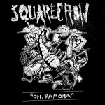 CD/shirt design for SQUARECROW.