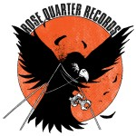 Logo design for Portland's ROSE QUARTER RECORDS.