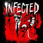 Shirt design for INFECTED.