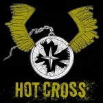 Shirt design for HOT CROSS.