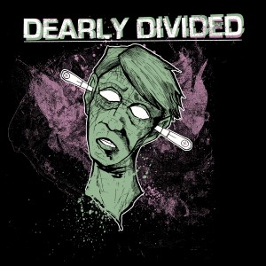 Shirt design for DEARLY DIVIDED.